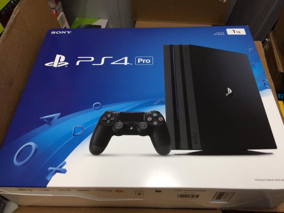 PlayStation S4 Pro