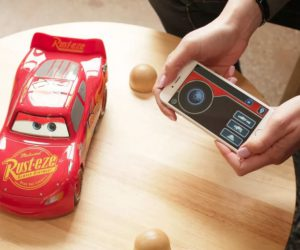 Sphero Lighting McQueen