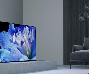Sony OLED A8F Series