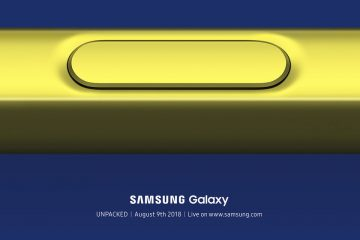 Samsung Galaxy Unpacked 2018