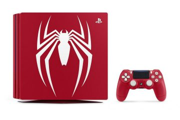 Spider-man bundle PS4 Pro