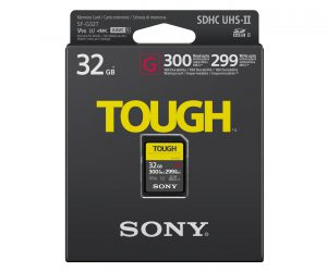 Sony SF-G TOUGH