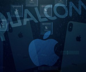 Apple & Qualcomm