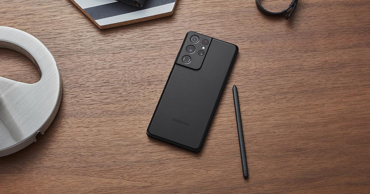 Samsung Galaxy S21 S Pen - 01
