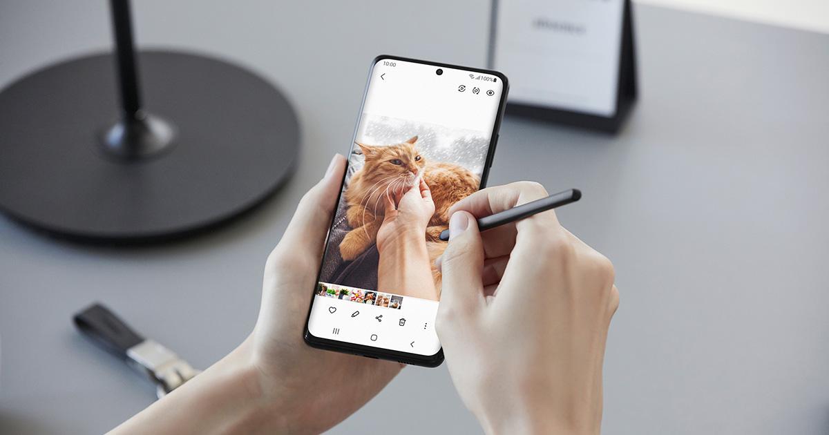 Samsung Galaxy S21 S Pen - ft