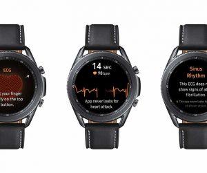 Samsung Galaxy Watch3 Watch Active2 ECG BP featured