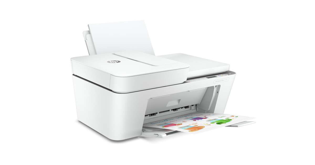 HP Deskjet Plus 4120e 01 ΜΜ
